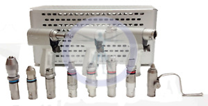 Stryker System 5 Set With 4203 4206 4208 Handpieces with 3 Month Warranty