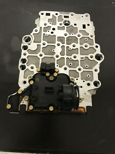 Ford Freestyle Cft30 Transmission Valve Body W 5 Solenoids Including Mechatronic
