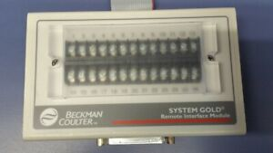 Beckman Coulter 239310 System Gold Remote Interface Module