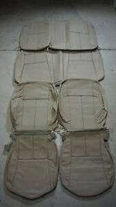2003 2005 Honda Civic Coupe Lx Ex Factory Leather Seat Covers