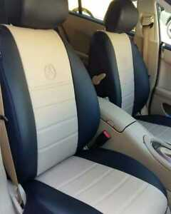 Leatherette Two Front Car Seat Covers 100 Custom Fit Compatible With Slk