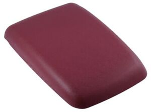 Console Arm Rest Pad scarlet Red 87 93 Mustang