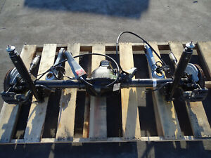 96 97 98 Ford Mustang Cobra 8 8 Rearend Axle Assembly 3 27 Gear Take Out 70