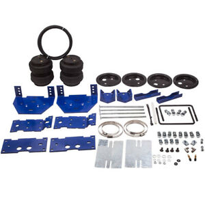 Air Spring Helper Leveling Kit Fit Ford F250 F350 Super Duty 2017 2019 5000 Lbs