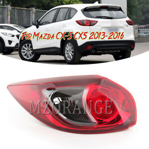 Rear Left Outer Tail Light Brake Stop Lamp For Mazda Cx5 Cx 5 2013 2014 2015 16