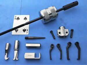 New 2019 Snap On Cj93b Slide Hammer Puller Set 100 Complete Immaculate New 454