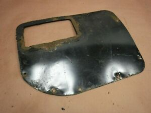 Jeep Wrangler Yj 87 95 Automatic Transmission Interior Floor Cover Plate