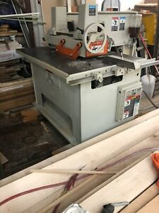 Diehl Straight Line Rip Saw Esl 20 Good Condition