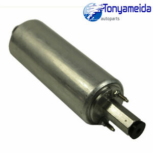 New 255lph Universal Inline External High Pressure Fuel Pump Complete