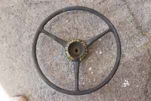 1936 1937 1938 Dodge Car Truck Original Steering Wheel Nice br