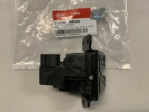 Forte Hatchback 2011 2012 2013 Rear Trunk Lid Lock Actuator Tail Gate Latch