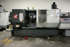 Haas St 30 31 Swing Live Tooling Bar Feed 10 Chk Cnc Lathe New 2010 Jc