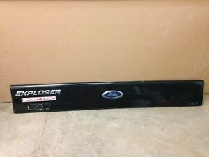 2001 Ford Explorer Tail Gate Moulding Trim 2001 2003