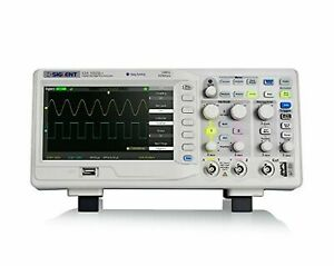 Brand New Siglent Technologies Sds1052dl 50 Mhz Digital Storage Oscilloscope