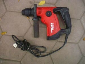 Hilti Te 6 s Corded Rotary Hammer Drill with Bits