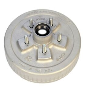 Dexter 845476 Hub And Drum Only For 3 500 Lb Axles 5 On 4 3 4