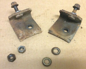 1964 1 2 1965 Other Ford Mustang 260 289 Engine Motor Mounts R L Hand Oem