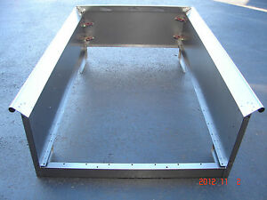 Late 1950 Ford Truck Bed F100 F 100 Pickup Truck Bed Perimeter Bed