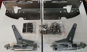 1949 Ford Pickup Truck Door Latches Truck Bear Claw Latch Kit