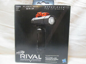 Hasbro Nerf Rival Tactical Flashlight Grip Attachment Led Light FREE SHIPPING $17.75
