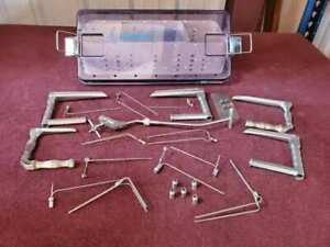 Medtronic Inox Micro france Sinus Surgery Set