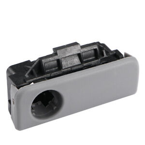 Glove Compartment Box Latch Handle Stone Gray For Toyota Sienna 2004 2010 In Usa