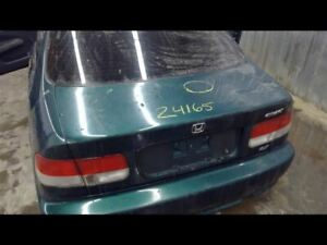 Trunk hatch tailgate Coupe Without Spoiler Fits 96 00 Civic 666161