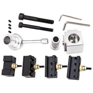 Tooling Package For Mini Lathe Quick Change Tool Post Holders Tool