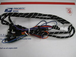 Western 61581 Fisher 8272 Wire Harness Relay type Snowplow New Lf Uf Headlights