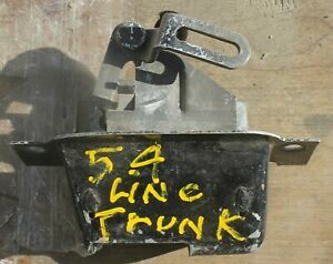 1954 Lincoln Trunk Lid Latch Br