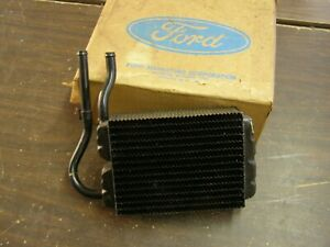 Nos Oem Ford 1958 1972 Large Truck Heater Core C Ct Series 1959 1960 1961 1962