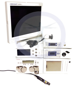 Stryker 1188 Arthroscopy Tower Set with Warranty
