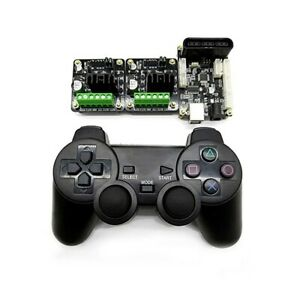 Controller For Arduino 2pcs L298n Motor Driver Board Romote Handle For Ps2