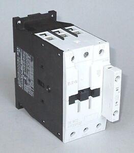 Eaton Dilm72 Contactor Xtce072d00td 24vdc Coil 50 Hp 72 Fla 98 Amp Resistive
