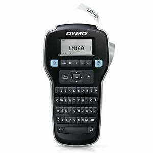 Dymo Label Maker Labelmanager 160 Labelmanager 160 Standard Packaging Labeler