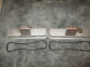 Pontiac Gto 400 Ci Mickey Thompson Valve Covers