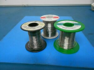 Kester Sn63 pb37 Wire Solder Others Lot Of 3
