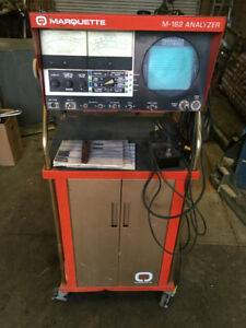 Vintage Marquette Engine Analyzer Man Cave Garage