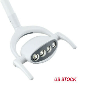 4pcs Led Tubes Luxury Led Dental Oral Light Led Lamp For Dental Chair Ups Ship
