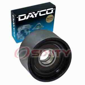 Dayco 89535 Drive Belt Idler Pulley For 231535 36375 Engine Bearing Tension Tu