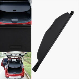 Retractable Trunk Cargo Cover Security Shield For 2014 2018 Nissan Rogue Sv Sl