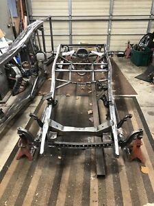 1934 Ford Frame Hot Rod Street Rod Project 34 Rat Rod Highboy Streetrod