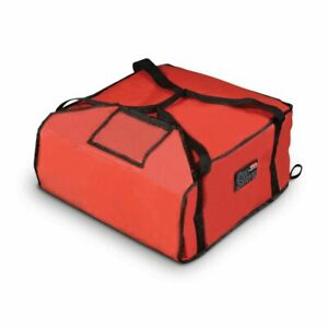 Rubbermaid Fg9f3600red Proserve Medium Red Pizza Delivery Bag