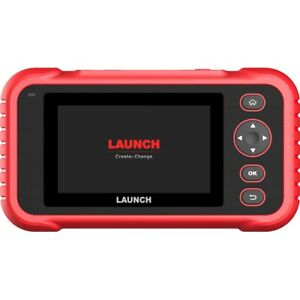 New Launch Tech Usa Creader Professional Elite Crp Touch Screen Auto Scan Tool