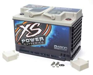 Xs Power Battery Xs Power Agm Battery 12 Volt 815a Ca D4800