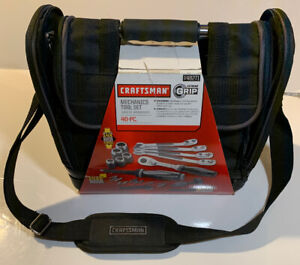 Craftsman Extreme Grip 40 Pc Mechanic s Tool Set 9 48271 With Shoulder Strap