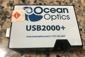 Ocean Optics Usb2000 With Free Software 340 1027nm Resolution 1 39nm