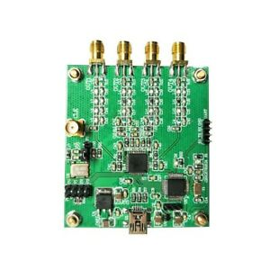 Ad9959 4ch Dds Module Rf Signal Source Generator At Command Serial Output Usb 5v