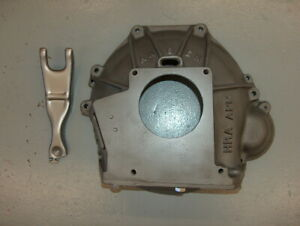 Ansen 5 Bolt Small Block Ford 289 Cobra Scatter Shield Blow Proof Bell Housing