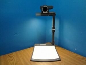 Wolfvision Vz 8 Light3 Desktop Visualizer Document Camera Overhead Projectoro